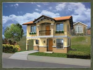 Small House Floor Plans In The Philippines Simple House Designs Philippines Small House Design