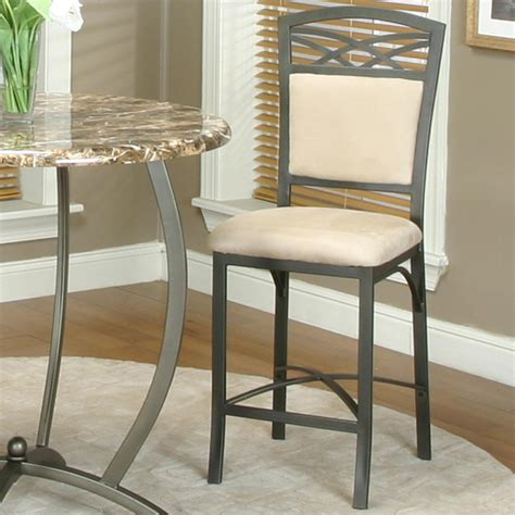 24 quot dover ii counter espresso counter height chairs garrison espresso finish
