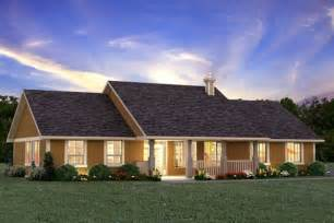 House Plans Ranch Style Ranch Style House Plan 3 Beds 2 Baths 1924 Sq Ft Plan 427 6