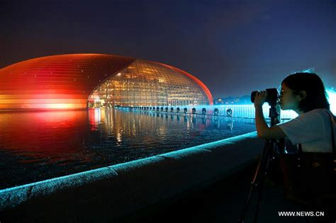 Landscape Lighting Forum Landscape Lighting To Illuminate Beijing To Greet Belt And Road Forum Xinhua News Cn