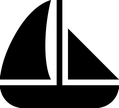 boat icon png sailing boat svg png icon free download 121740