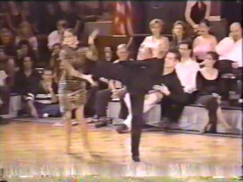 kimberly and michael swing michael and kimberly us open 1997 classic west coast swing
