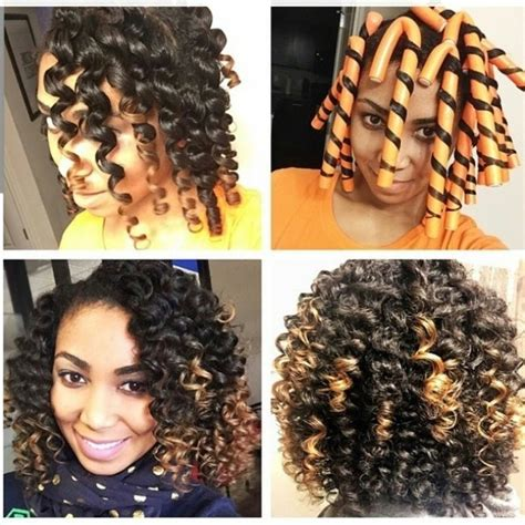 hot rods on relaxed hair hair rods www pixshark com images galleries with a bite