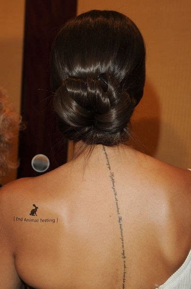 vertical tattoos 1000 ideas about spine tattoos on