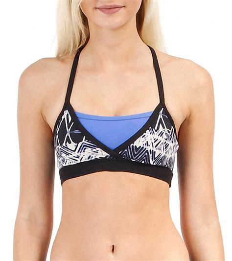 Sport Bra Running Grade Original Premium Quality 1 o neill 365 s trail sports bra at swimoutlet