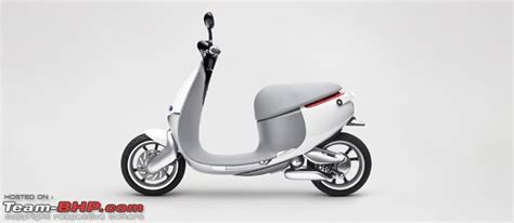 Tesla Scooter The Gogoro Tesla Of Scooters Team Bhp