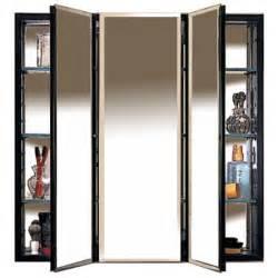 3 way mirror medicine cabinet robern medicine cabinets 36 1 4 w rust free aluminium