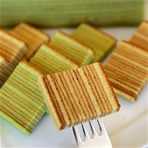 kueh lapis new year sweet cake how healthy are your favorite new year snacks