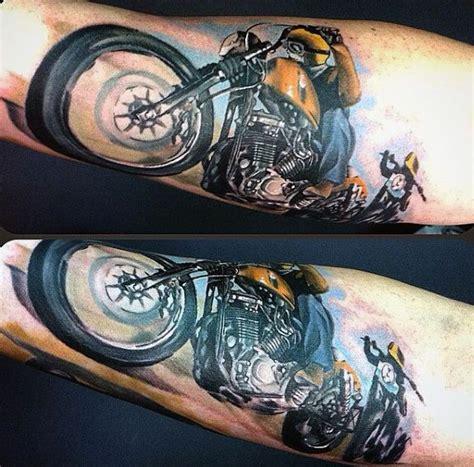 chopper tattoo designs 271 best images on designs