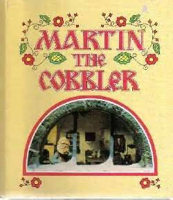 shoemaker martin books martin the cobbler by leo tolstoy