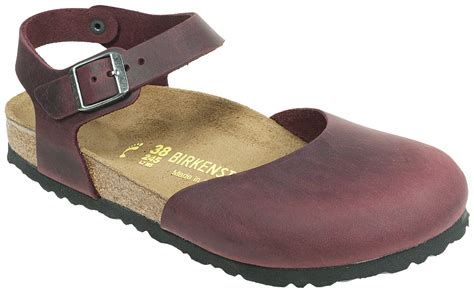 covered toe sandals birkenstock messina s leather covered toe sandal