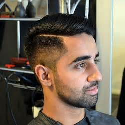 how to cut hair with sides and top kieronthebarber s photo quot cheeky one faded side part and