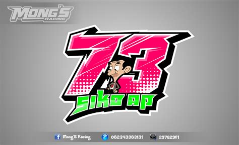 background nomor start mong s racing desain nomor start road race drag bike