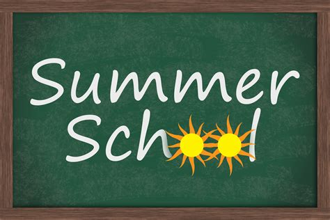 summer school information 2015