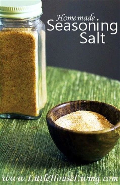 diy seasoning salt the world s catalog of ideas