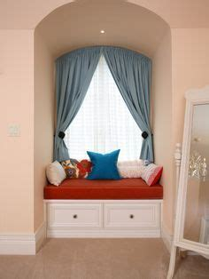 dormer window curtain rails pinterest the world s catalog of ideas