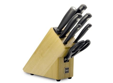 wusthof knife blocks empty wusthof silverpoint 7 knife block mychefknives