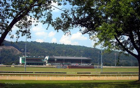track wv track at mountaineer casino resort west virginia explorer