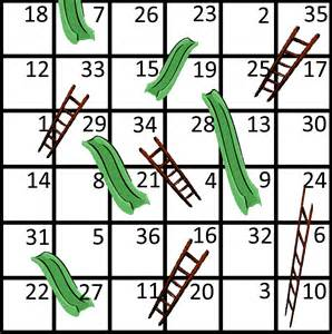 free coloring pages of chutes and ladders