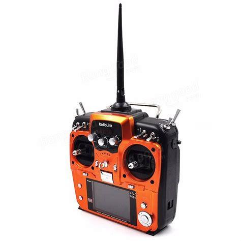 Remot Receiver Orange Silver radiolink at10ii 2 4g 10ch transmitter with r10dii receiver orange us 129 99