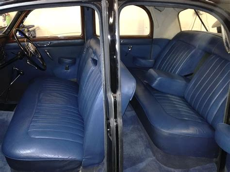 What Is Car Upholstery by Rover P4 Makeover Stage 2 Kad Classics