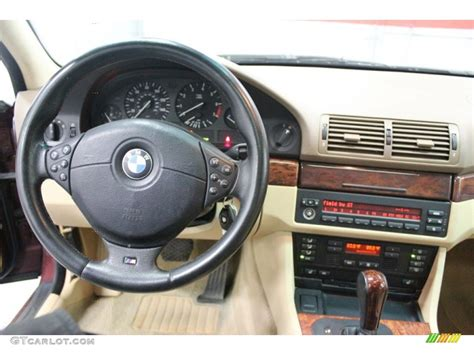 bmw 5 series dashboard 2000 bmw 5 series 528i sedan sand dashboard photo