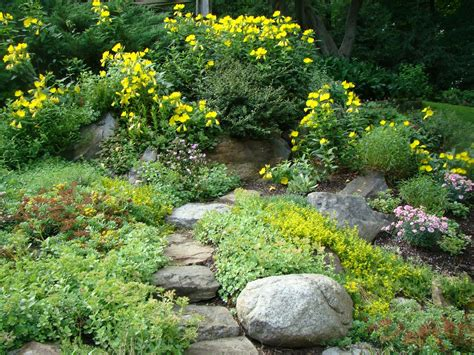 Rocks In Garden That Same Rock Garden For Jim