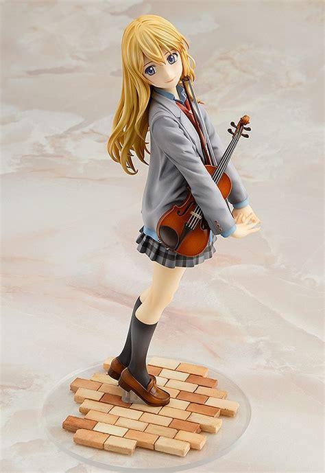 Pvc Figure Kaori Miyazono Misb crunchyroll smile releases 1 8 scale kaori miyazono