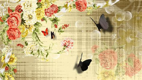 imagenes vintage hd gratis старинные розы тень бабочки hd обои для рабочего стола