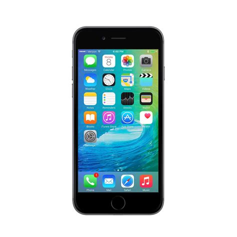 apple iphone  gb zwart apple telefoons