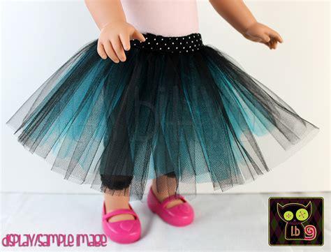 Organza Dot Organza Bintik Organza Ori Termurah organza tulle skirt with polka dot waistband for 18 inch dolls itty bitty dolls 183 itty