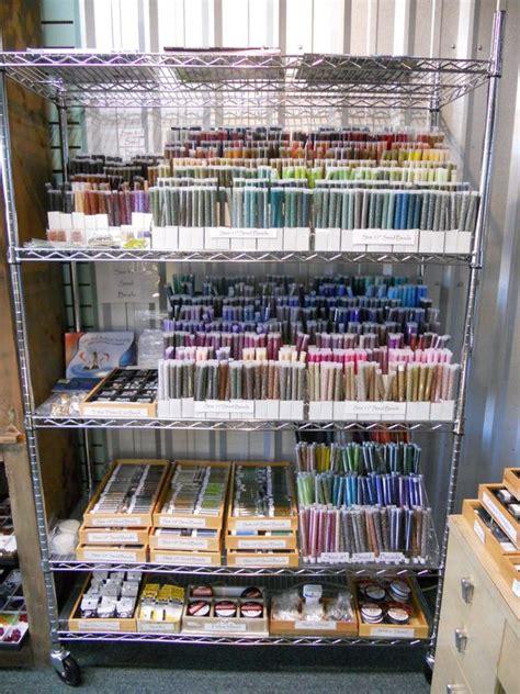 seed bead storage ideas beading studios and studio organization on