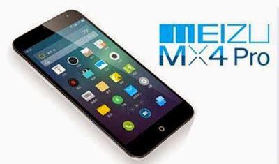 Handphone Zu Mx4 Pro Inilah Spesifikasi Dan Harga Meizu Mx4 Pro Tabloid Hape