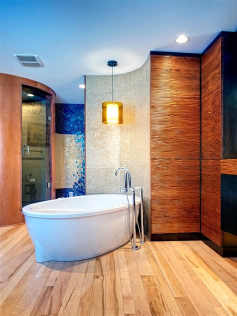 Bathroom Shelving Ideas For Towels corner bathtub design ideas pictures amp tips from hgtv