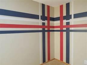 blue striped walls best 25 vertical striped walls ideas on pinterest