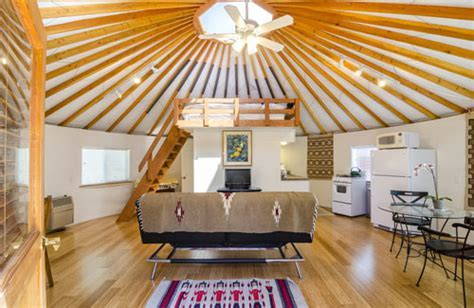 10 amazing yurts you can spend the night in [PHOTOS