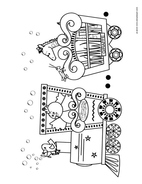animal train coloring page 20 best images about train printables on pinterest