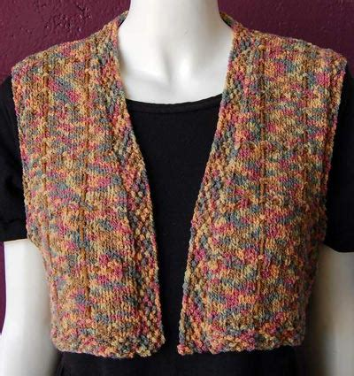 knitting pattern simple vest easy knitted vest pattern free cardigan vest pattern