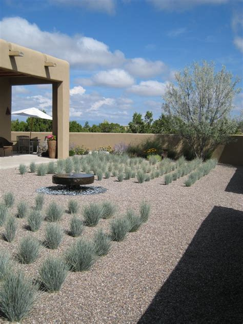 residence santa fe nm contemporary landscape