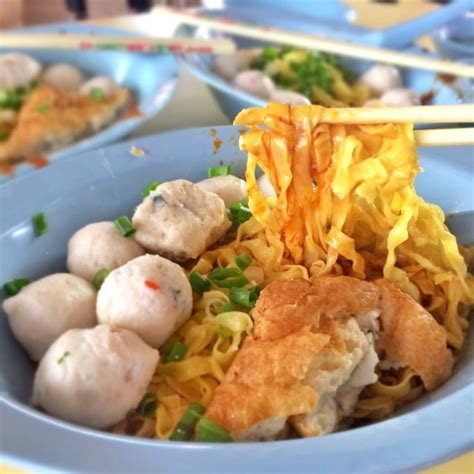 hawker fare stories recipes from a refugee chef s isan thai lao roots books hawker fare by caleb ying burpple