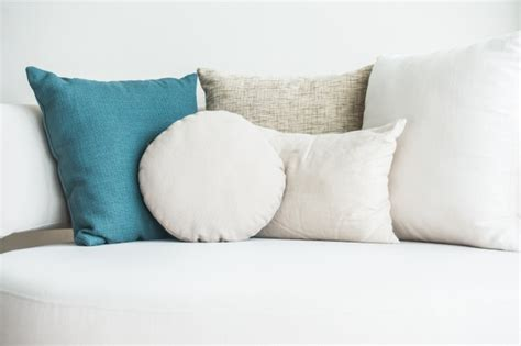 couch with cushions couch with cushions and a blue photo free download