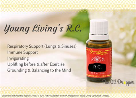 Living Rc Essential r c essential for respiratory support the dropper