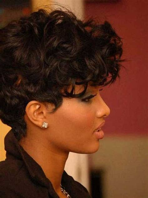 Best Short Curly Weave Hairstyles   Love this Hair