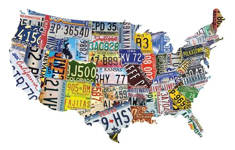 united states map made out of license plates chartered clubs home bmw motorcycle owners of america