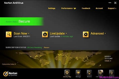 Beautiful Useful New Security Product From Norton by Norton Antivirus 2012 Free 180 Days Oem Product Key Most