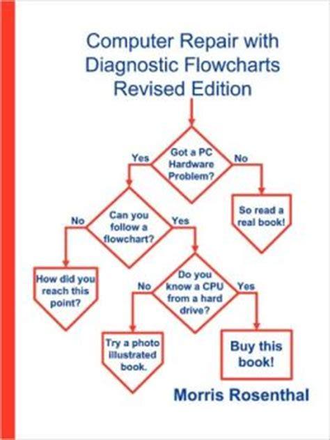 computer repair with diagnostic flowcharts computer repair with diagnostic flowcharts third edition