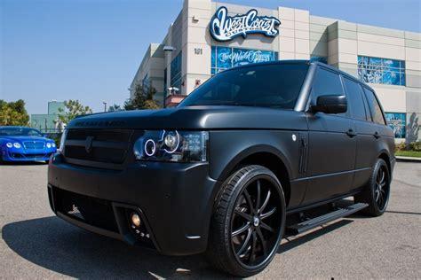 sriracha car west coast customs justin beiber s range rover by west coast customs and