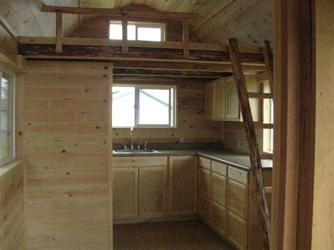 pics inside 14x32 house rough cut sheds tiny house design