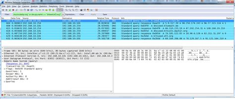 wireshark tutorial dns analyzing bitcoin network traffic using wireshark sam kear
