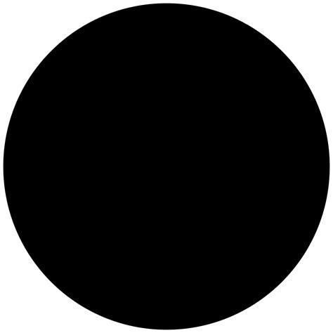 Circle Black black and white circle clip 101 clip